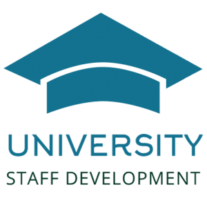 university staff development